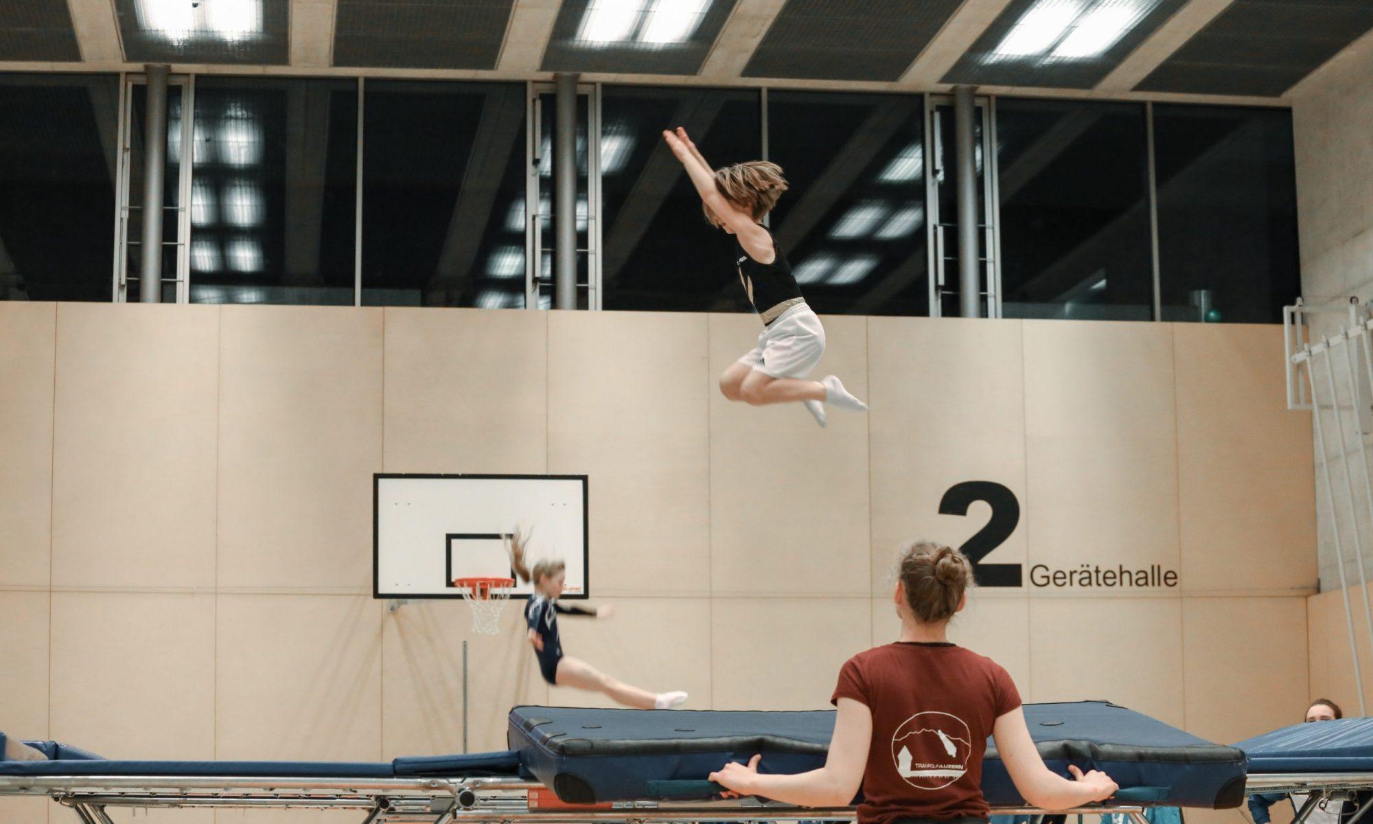 Trampolin- und Kunstturnriege STV Luzern